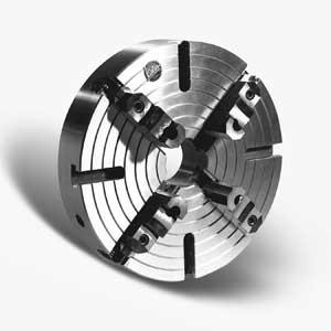 4-Jaw Standard Independent Steel Body Chucks