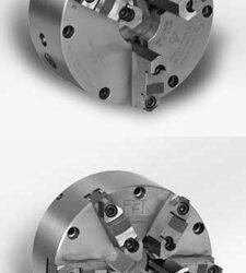 Self-Centering Universal Steel Body SETRITE Chucks