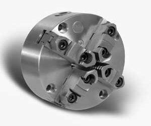 4-Jaw Universal Self-Centering Steel Body Chucks